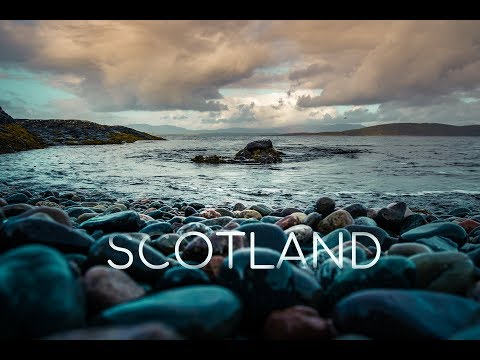 West Coast Scotland & Oban vlog#5