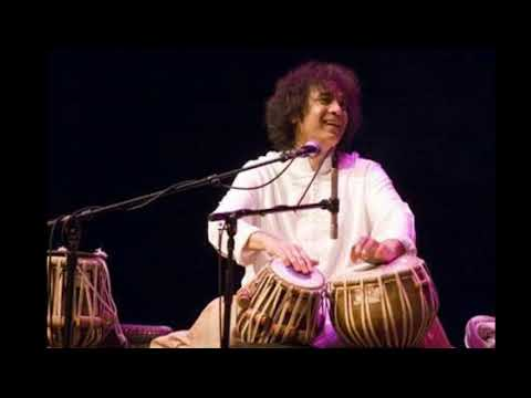 Drut Teen Taal | Ustad Zakir Husain | Live Tabla Solo Performance Mp3