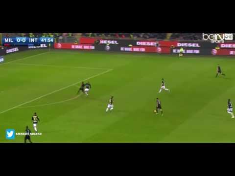 Ac milan 2-2 Inter Milano HD