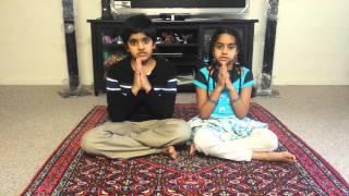 Sanskrit slokam -Siva manasa puja by adi sankara