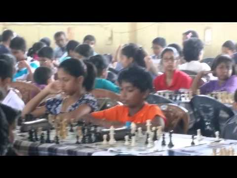 Sri Lanka Open International Rating Chess 2015