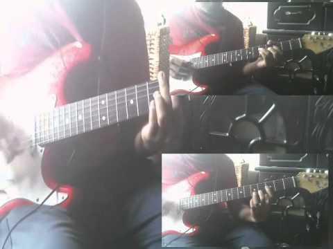 Deco*27(Gumi)-Coward Montblanc.(Guitar Cover)