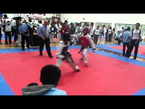 campeonato nacional moo dok kwan 2011  final categoria  fly  adultos-a  parte 1 Travel Video