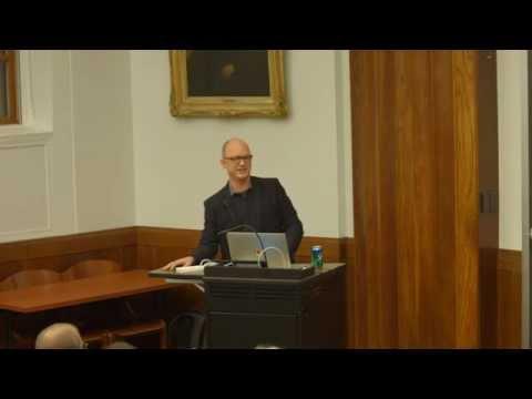 Conrad Bakker Lecture - Victor E Ferrall, Jr. Artist in Residence