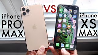 iPhone 11 Pro Max Vs iPhone XS Max! (Comparison) (Review)