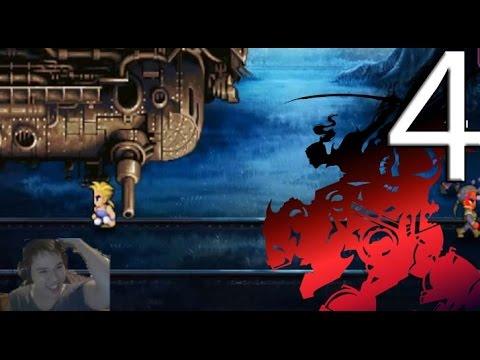 SABIN'S PHANTOM TRAIN SUPLEX!! | A Noob Plays Final Fantasy VI #4