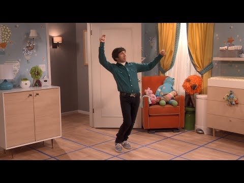 Howard Wolowitz And The Squeaky Floor Conundrum | THE BIG BANG THEORY