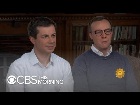 """Husband after Pete Buttigieg first shared presidential aspirations: """"For real?"""""""