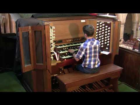 Hunter District Organ Music Society Annual General Meeting Recital   Christ Church Cathedral  18 Feb