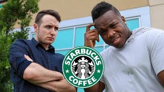 Is Starbucks Racist???