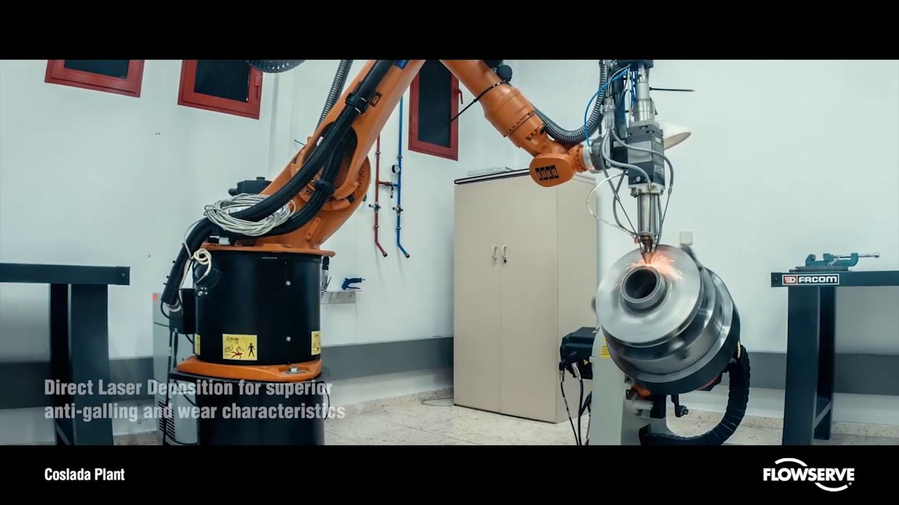 Flowserve CHTA Boiler Feed Pump: The Powerful Choice - YouTube