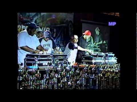 DJ'S ENFERNO, I-DEE, MARCUS, FATFINGAZ, FRED FUNK