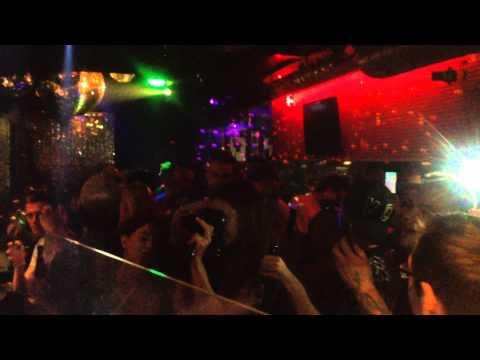 Sister Sledge hosting Discoparty @ Gay bar in Copenhagen
