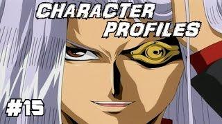 Yugioh Profile: Maximillion Pegasus - Episode 15 (Pegasus J. Crawford)