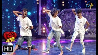 Sukumar and Greeshma Performance | Dhee Jodi | 19th December 2018 | ETV Telugu