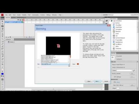Flash: 3D Rotation Tool (3 Boyutlu Döndermek)