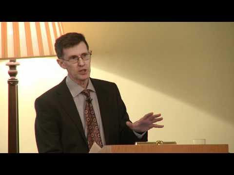 Prof. Peter Harrison - The Territories of Science and Religion