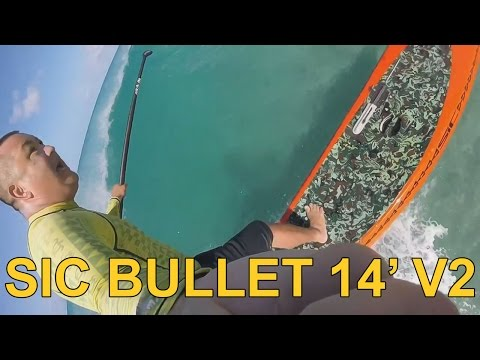 Quick Tips Riding a SIC Bullet 14 v2 Race SUP Stand Up Board
