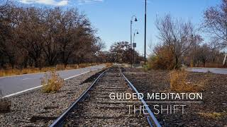 THE SHIFT: 5 Minute Guided Meditation | A.G.A.P.E. Wellness