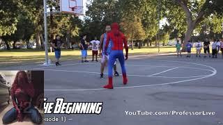 Spiderman MERKS while Spiderwoman TWERKS