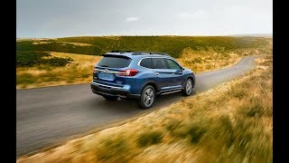 Real World Test Drive 2019 Subaru Ascent