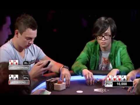 Aussie Millions 2012 Cash Game E02 (с комментариями на русском)