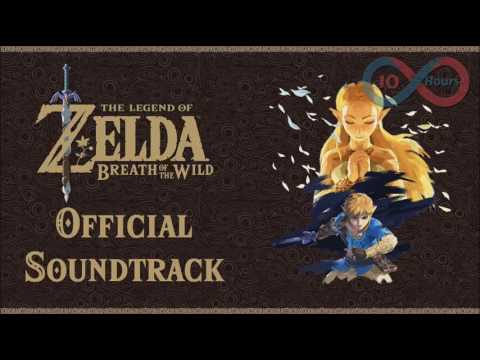 The Legend of Zelda Breath of the Wild OST - Akkala Ancient Tech Lab 10 Hours loop