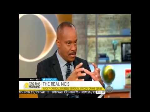 Rocky Carroll CBS This Morning 4 24 2017