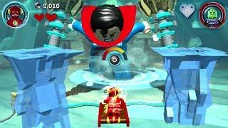 Lego Batman 3: Beyond Gotham (PS Vita/3DS/Mobile) Brainiac's Final Stand - Free Play