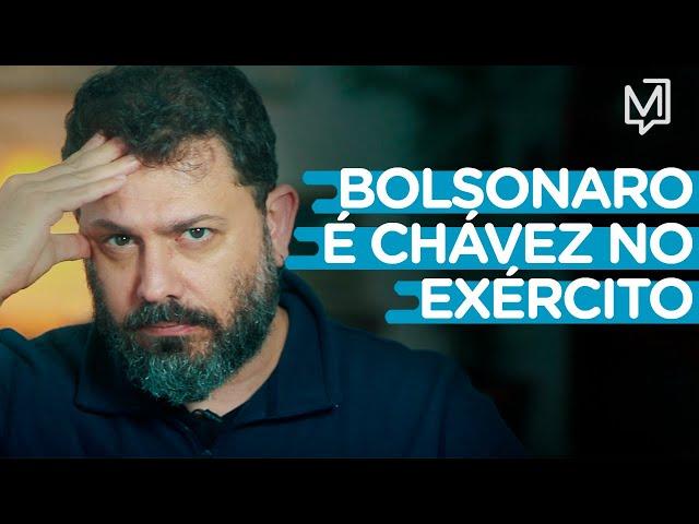 Bolsonaro é Chávez no Exército I Ponto de Partida
