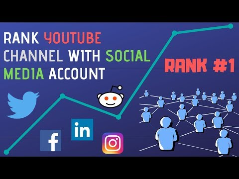 How to use Social Media to Rank your YouTube Channel_ Promote Your Channel with Social Media Bangla