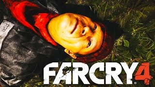 Far Cry 4 - Random Moments (Flying Elephants & Hunting!)