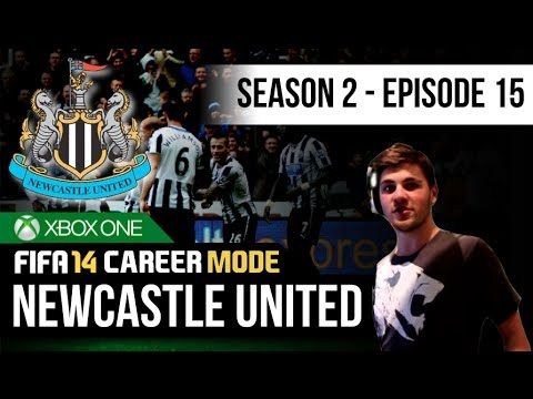 FIFA 14 | Newcastle United Career Mode - S2E15 - INTER & BAYERN!