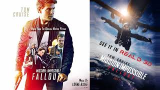 Mission Impossible Fallout, 11, Free Fall, Soundtrack, Lorne Balfe