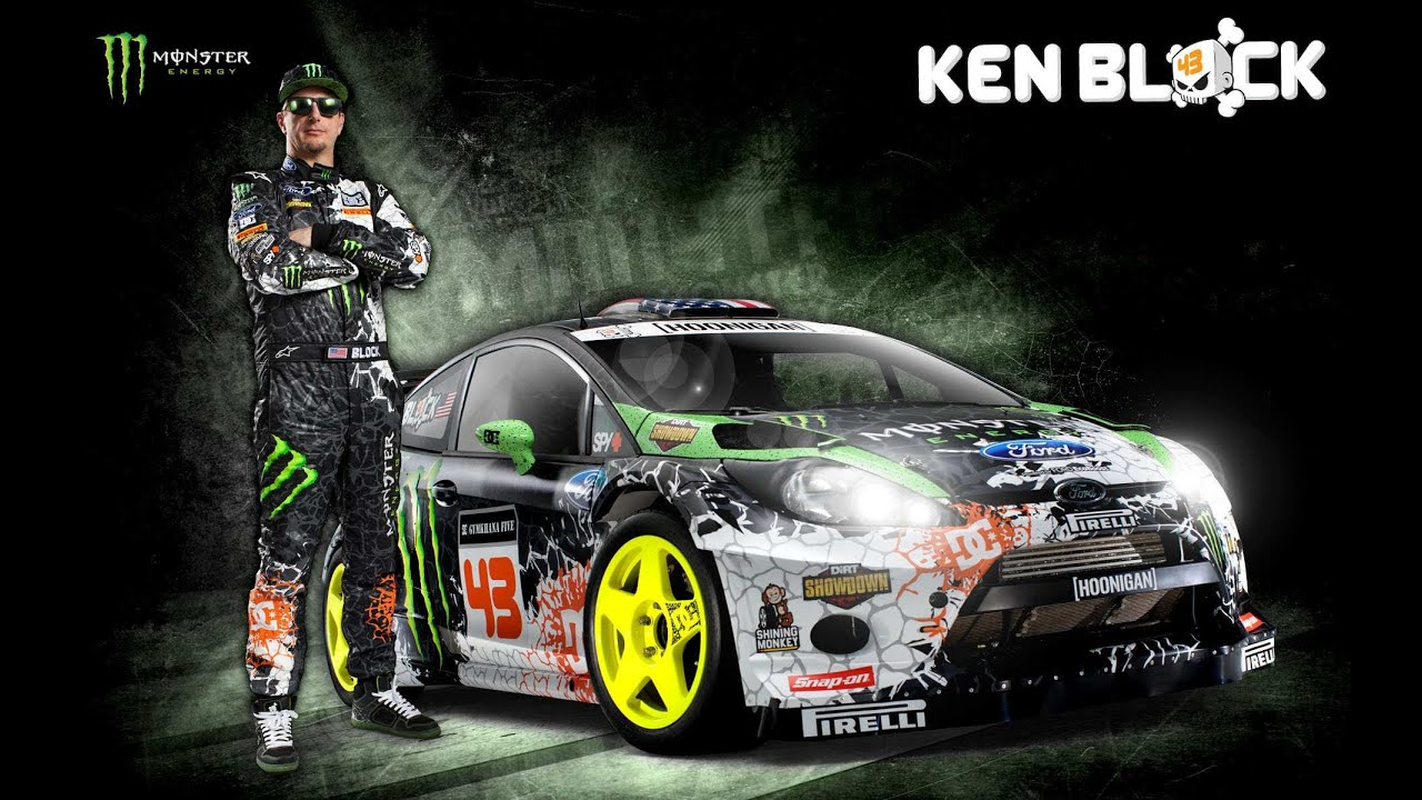 Ken Block 2015 Youtube