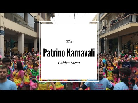 Patrino Karnavali 2017 Trip - Greece Patras