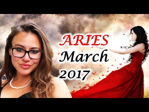 ARIES March 2017. The END of A BIG Chapter in Your LIFE! Start of a NEW ONE! Venus Retro in ARIES!