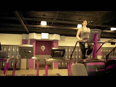 How To Use A Stair Climber | Planet Fitness