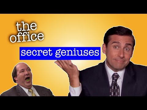Secret Geniuses  - The Office US