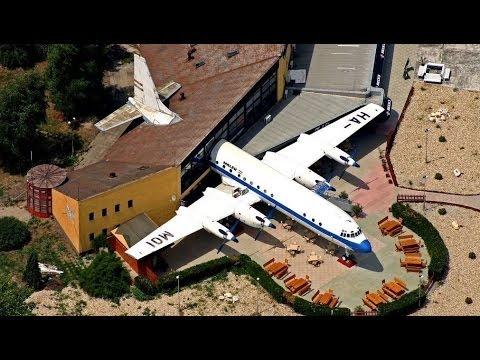 Visszatérés az abdai Il-18-hoz - Szellemvárosok vlog 50. rész