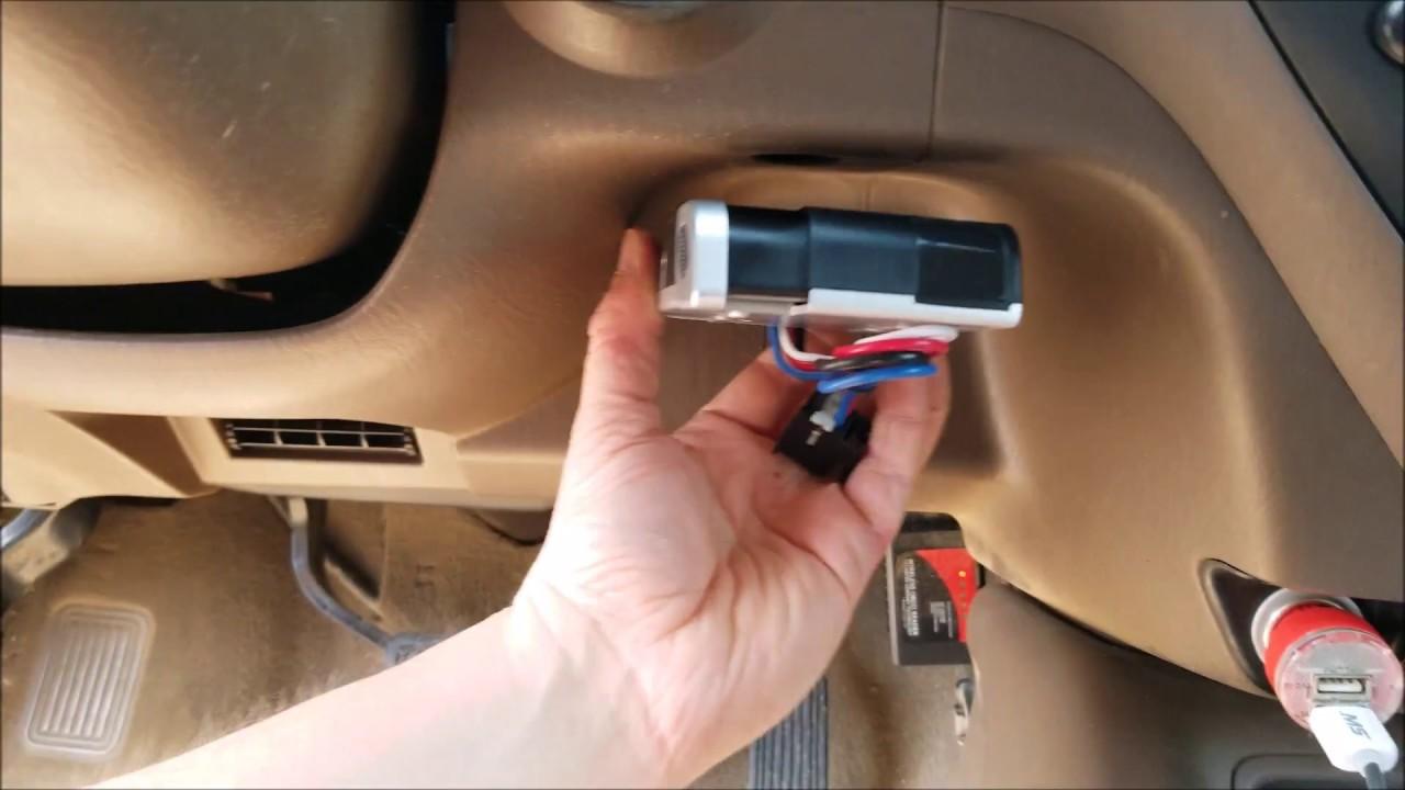 toyota sequoia or tundra brake controller install
