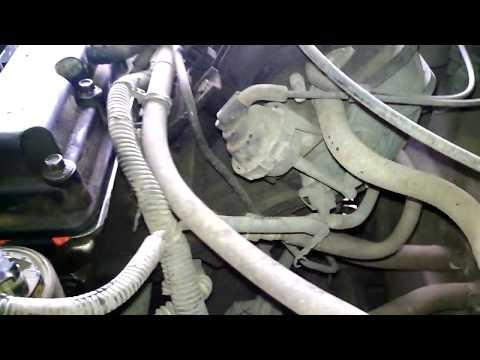 Chevrolet Lacetti - Ошибка P0661—Обрыв цепи соленоида привода