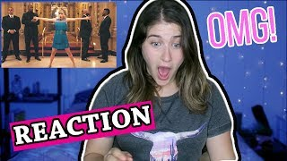 Taylor Swift - Delicate Music Video  REACTION