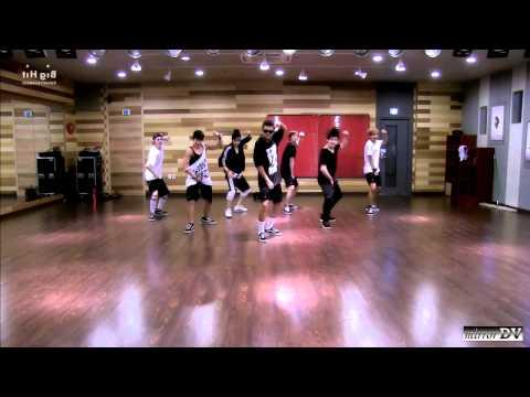 Bangtan Boys (BTS) - We Are Bulletproof Pt  2 (dance Practice) MirrorDV