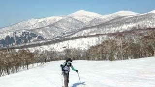 ニセコ山スキーツアー by soncyo1987 on YouTube