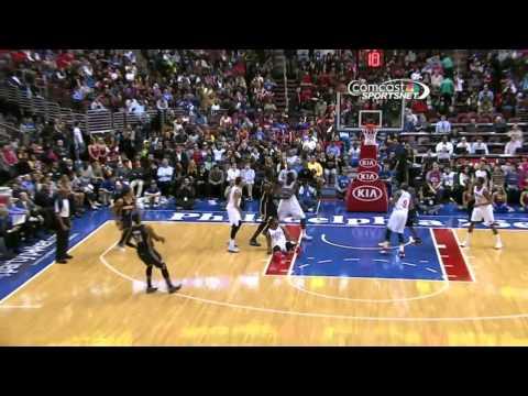 Indiana Pacers vs Philadelphia 76ers | March 14, 2014 | NBA 2013-14 Season
