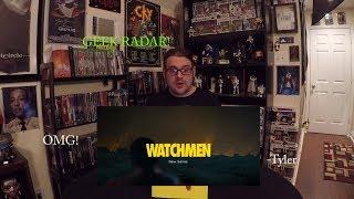 Watchmen: Emmys Promo | HBO REACTION!