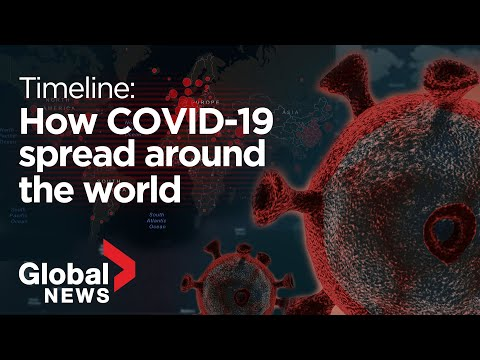 Coronavirus Outbreak: A Timeline Of How COVID-19 Spread Around World