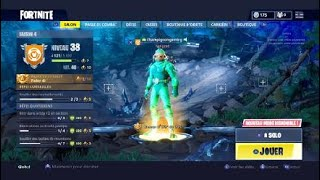 Fortnite J'essaie d'avoir le skin superproduction!