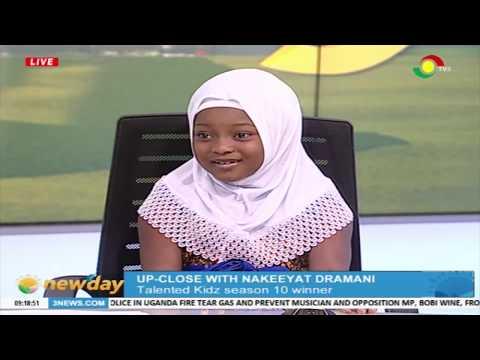 Upclose With Nakeeyat Dramani De Poet